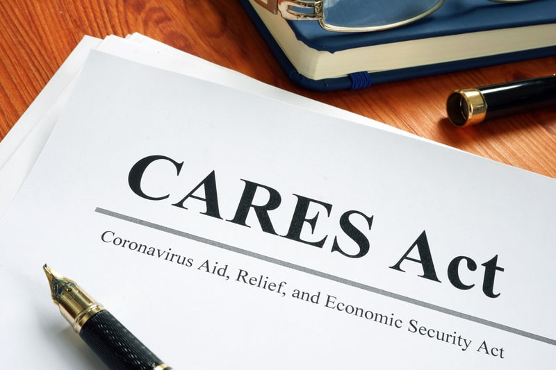 COVID Update: C.A.R.E.S Act Provides up to Three Years to Repay  Loans from and Taxes on IRA Distributions